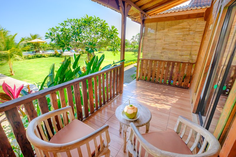 Rama Canggu Wooden Green Paradise, holiday rental in Tanah Lot