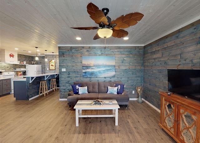 AC310: New Home on Stilts, Parking for Boat, Close to Restaurants, Shops, location de vacances à Port Aransas