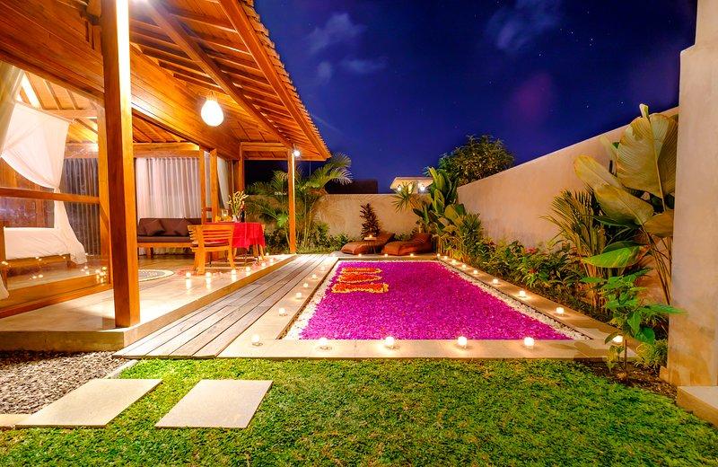 Canggu Villa 1BR Private Pool Damayanti, casa vacanza a Buwit