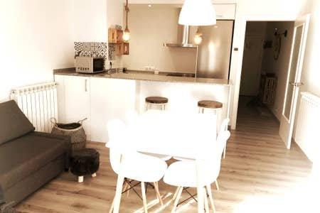 Acogedor duplex con wifi, terraza, trastero y licencia turistica, holiday rental in Andorra la Vella Parish