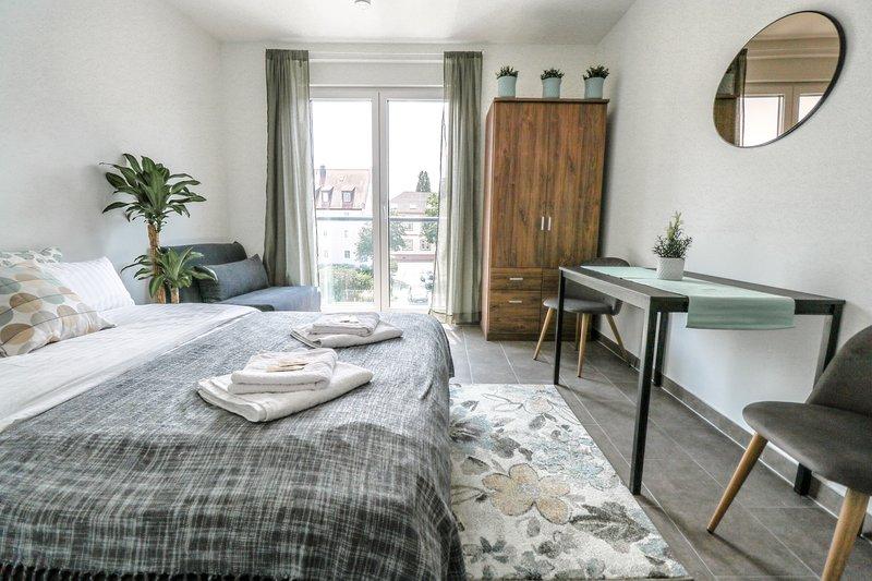 Hildebrand Apartment, vacation rental in Gernsheim