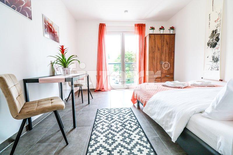 Brünhild Apartment, alquiler vacacional en Worms