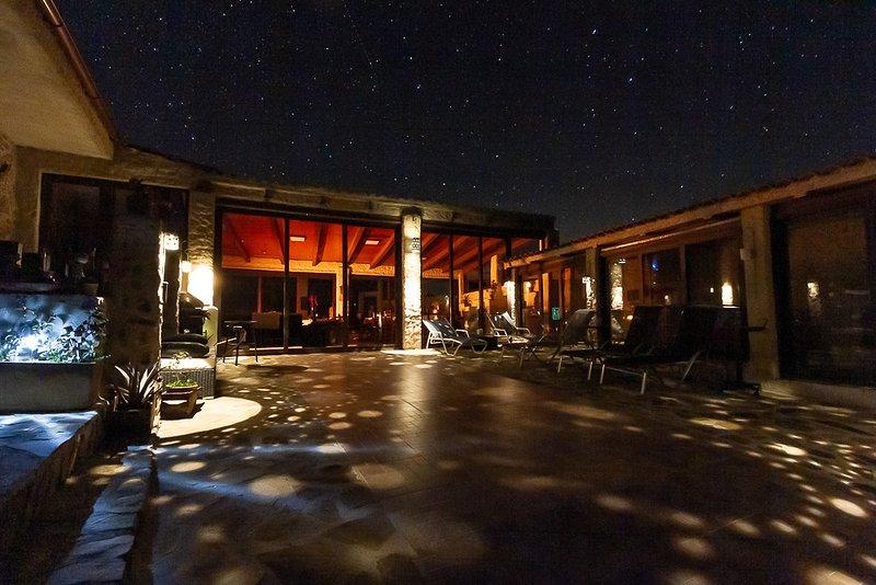 Alojamientos astronómico de emociones, alquiler vacacional en Provincia de Badajoz