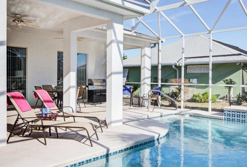 New Smyrna Beach, FL - Vacation Rental, alquiler de vacaciones en New Smyrna Beach