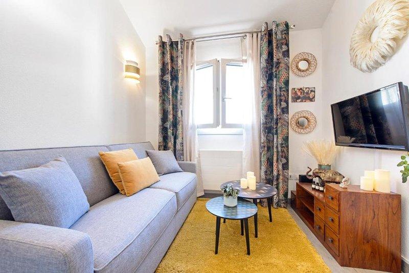 Nice apt in Bussy-Saint-Georges, holiday rental in Ozoir-la-Ferriere