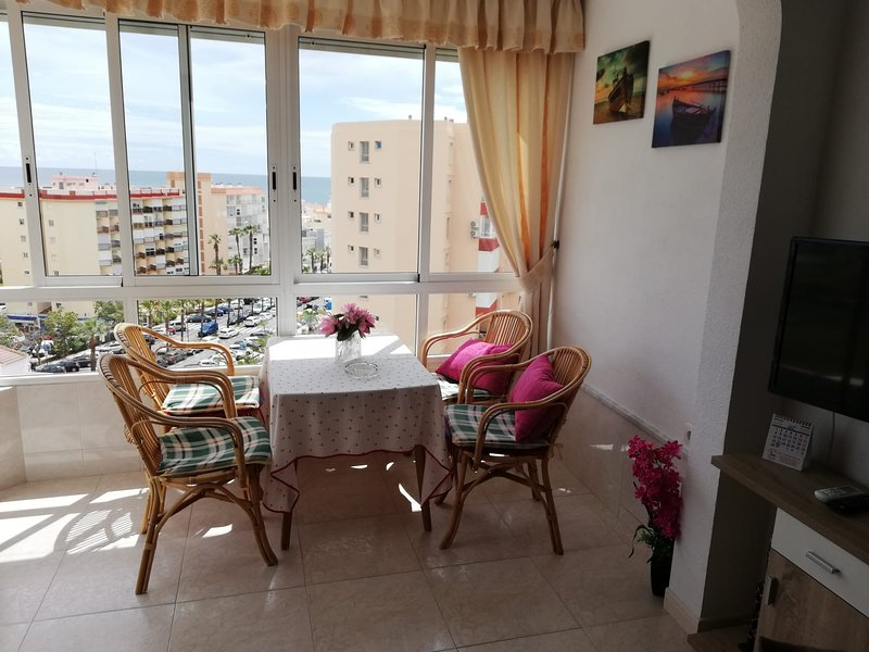 Beautiful studio with shared pool, vacation rental in El Morche