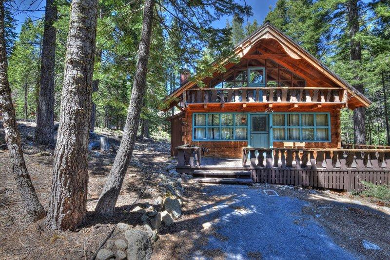 Costruzione, cabina, casa, cottage, casetta