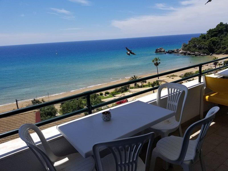 Corfu Glyfada Standart Apartment 84, casa vacanza a Glyfada