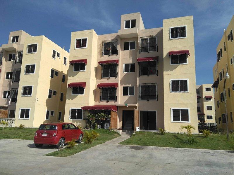 Apartamento Entero, holiday rental in Pedro Brand