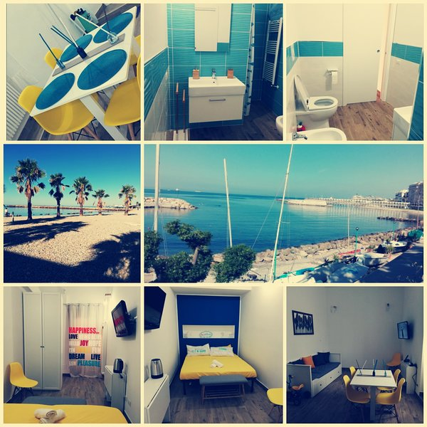 Guest House Sweet Dreams, holiday rental in Civitavecchia