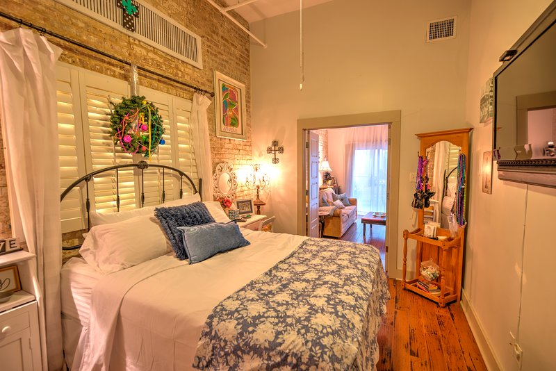 Burd's Nest, holiday rental in New Orleans