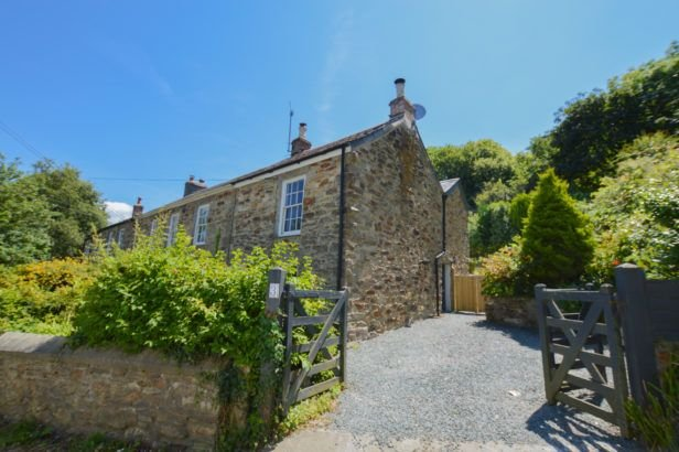 Copper Cottage, holiday rental in Bolingey