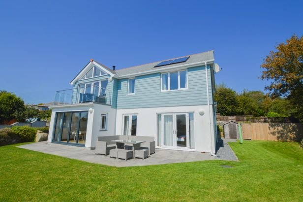 Lowenna, vacation rental in Coverack