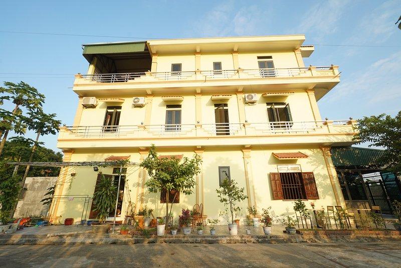 Tam Coc Moon Homestay, casa vacanza a Ninh Thang