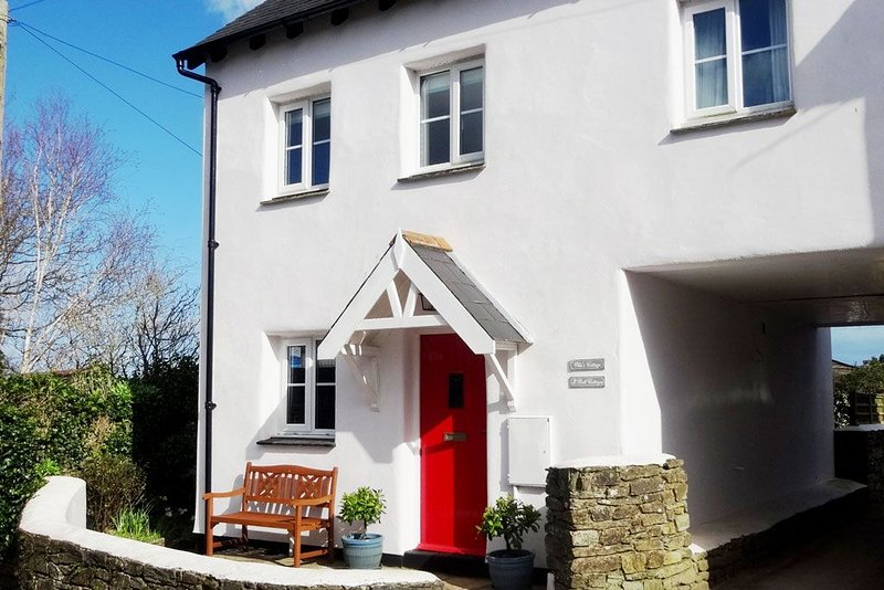 Ollies Cottage, holiday rental in Dartmouth