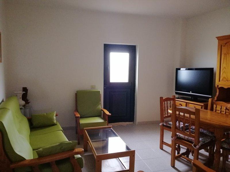 Amazing apartment with terrace, holiday rental in San Sebastián de la Gomera