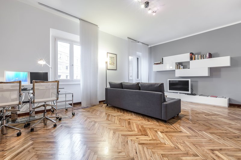 MILANO SAN LORENZO APARTMENT, Modern and warm athmosphere in the main center, vacation rental in Milan