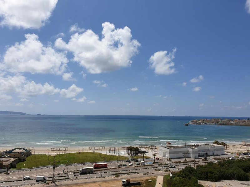 7th Floor Akko, holiday rental in Acre