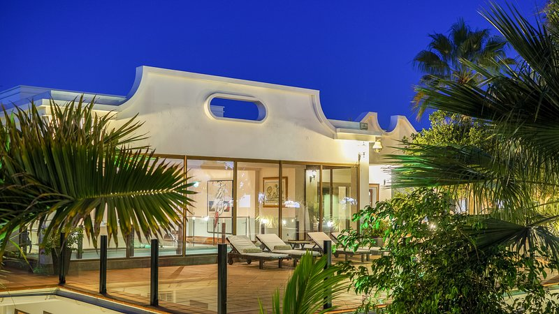 Villa Palmeras, vacation rental in Puerto Calero