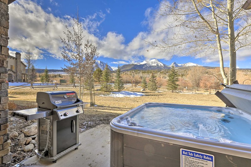 EPIC Smart Home Near Keystone, Copper, Breck, Vail, holiday rental in Silverthorne
