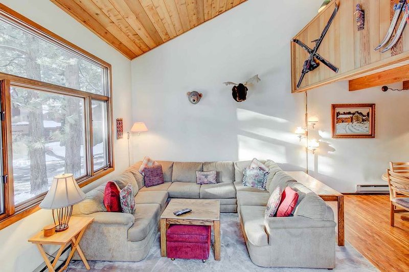 Winterset #01 Chalet in Mammoth Lakes
