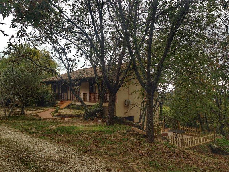 Alquiler de casa de campo en Candeleda, alquiler vacacional en Madrigal de la Vera