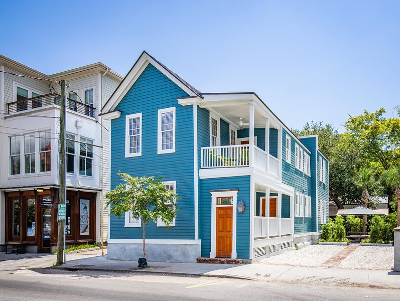 Welcome to Charleston's most Unique Rental!