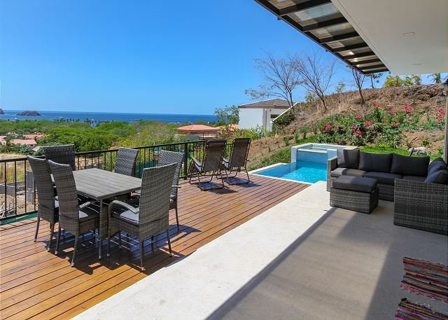 Beautiful Ocean View Home in Pacifico - Lot #92, Playas del Coco, holiday rental in Playas del Coco