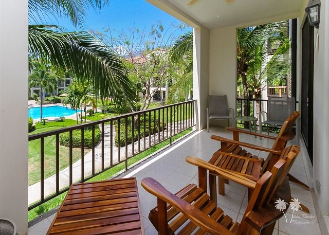 Pacifico L1307 - Second Floor, 2 BR, 2 Bath, Pool View Pacifico Unit, alquiler vacacional en Sardinal
