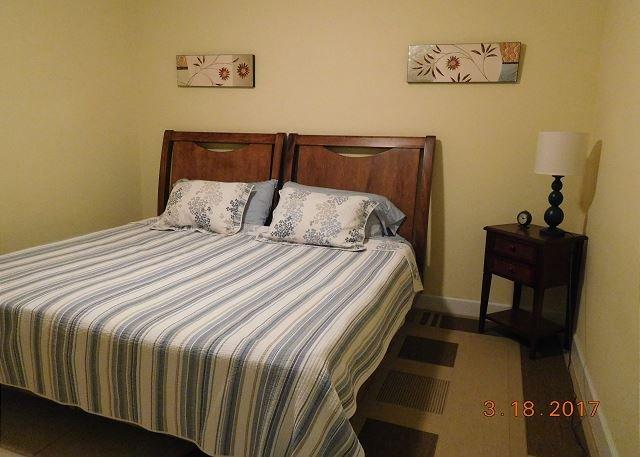 Seconda camera da letto - Opzione per convertirlo in un letto matrimoniale