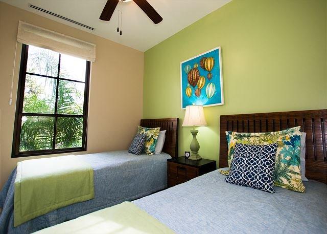 Troisième chambre - 2 lits simples