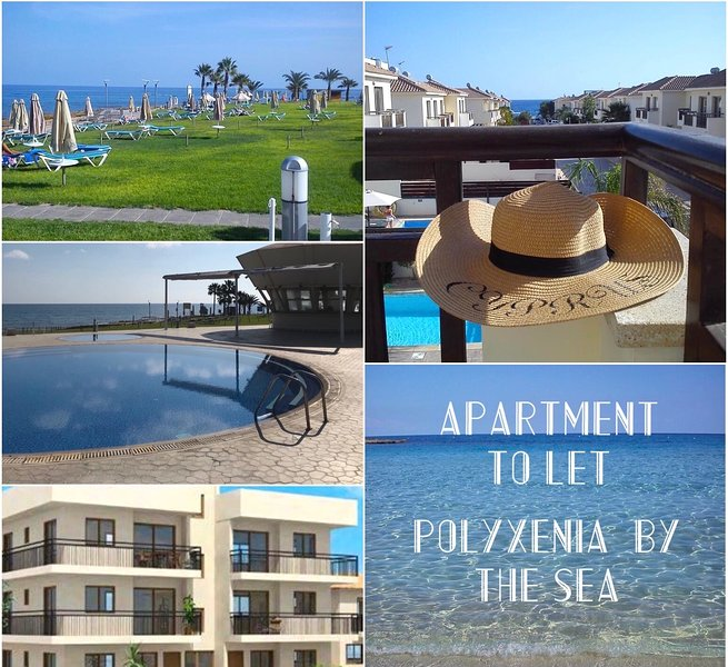 Polyxenia by the sea, holiday rental in Famagusta District