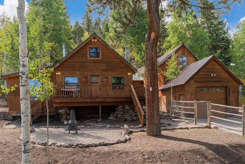 The Rustic, holiday rental in Ridgway