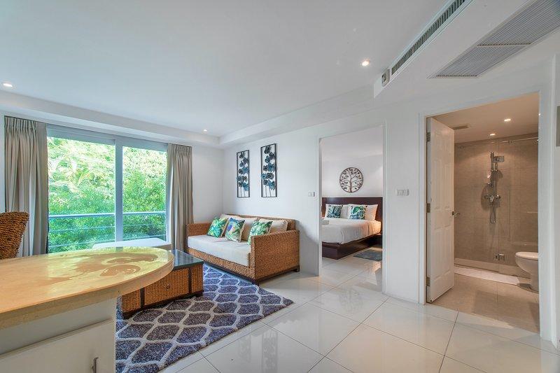 1 bdr apartment on the hill near Kata Beach, casa vacanza a Kata Noi Beach