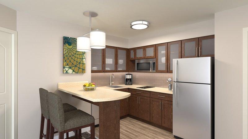Faça uma refeição saborosa em sua própria cozinha!