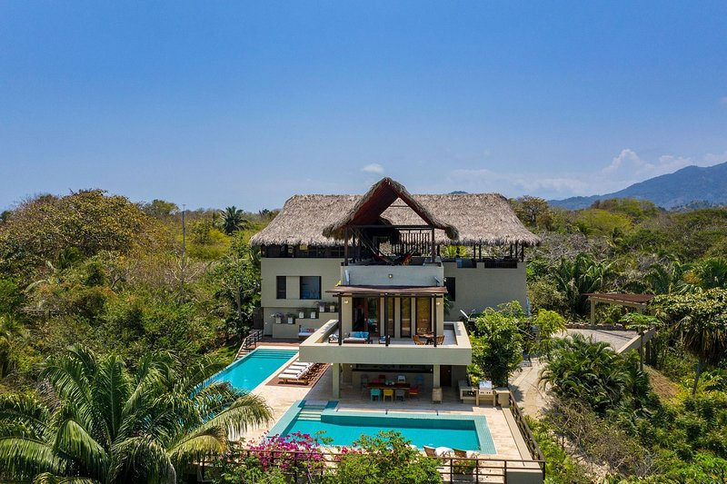 Sma001 - Luxurious 5 suite ocean view villa, vacation rental in La Guajira Department