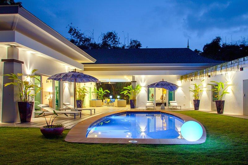 Baan Piti Private Pool Villa, vacation rental in Railay Beach