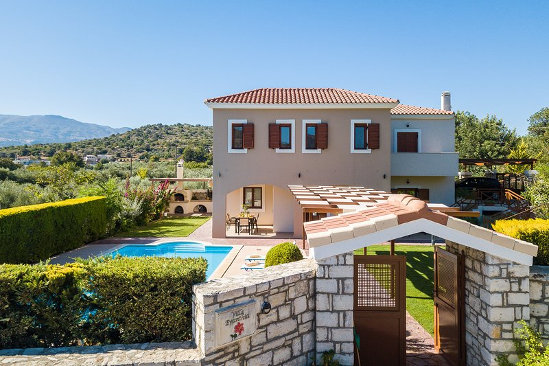 Villa Evanthia, holiday rental in Melidoni
