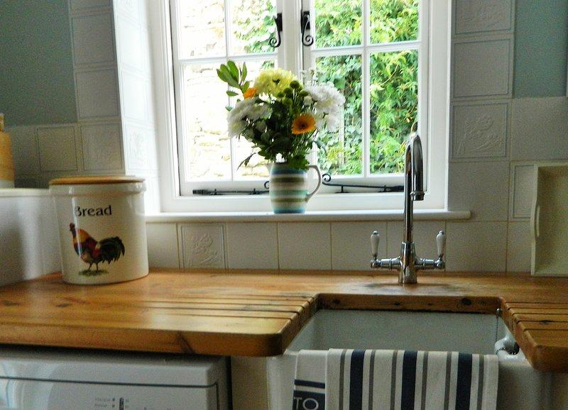 Baker's Cottage, Bideford - Hideaway Home-from-Home, vacation rental in Bideford