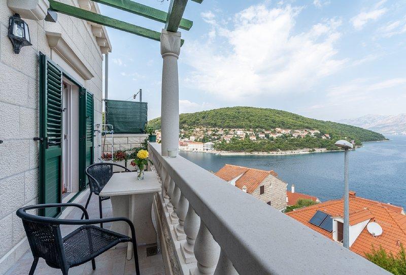 Apartments Darija - Two Bedroom Apartment, alquiler de vacaciones en Gornji Humac