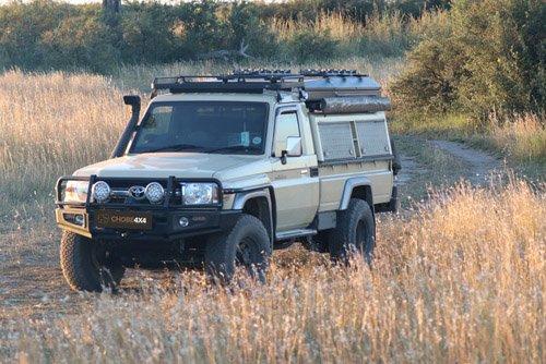 Chobe 4x4 Hire - Local, Trusted 4x4 Vehicle Hire in Kasane, Botswana, holiday rental in Botswana