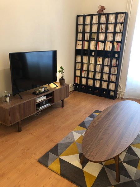 Pied à terre in the heart of Geneva, holiday rental in Veyrier