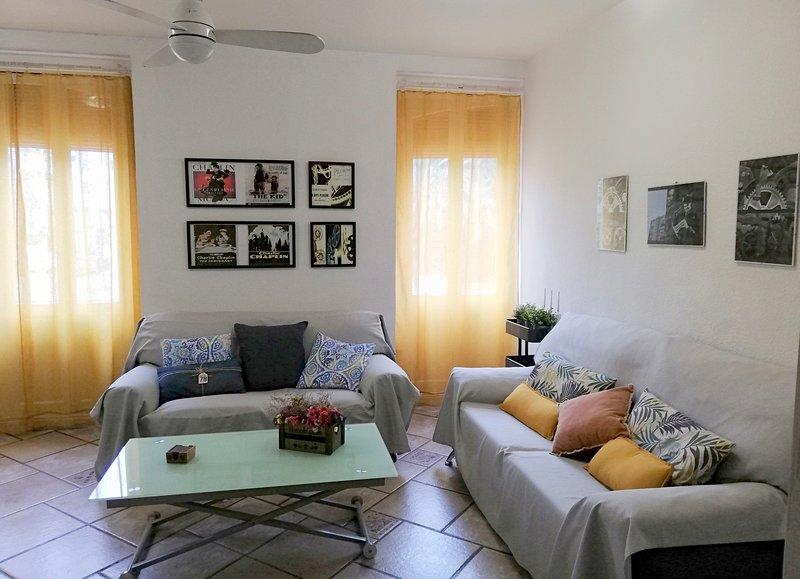 Apartamento muy céntrico en Granvía-Ruzafa, location de vacances à Valence