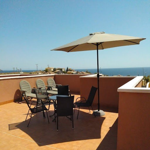 MH11-2 Bed Villa Mojon Hills, near beach, registered with Murcia Tourist Board, holiday rental in Isla Plana
