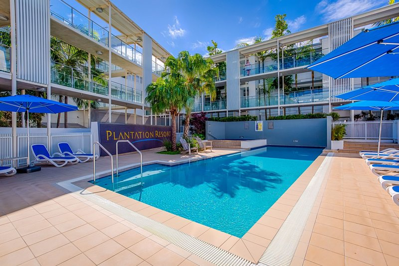 Unit 207 Plantation Resort - Rainbow Beach, vacation rental in Gympie Region