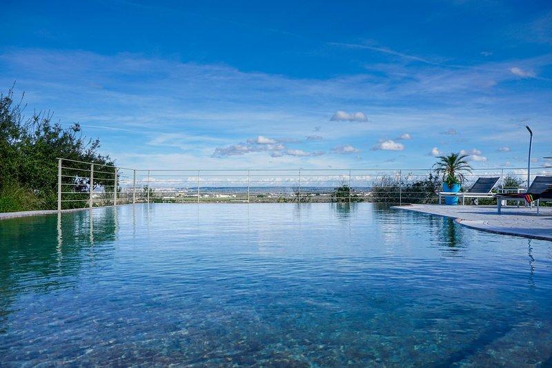 Villa Highseas - Alliste, casa vacanza a Felline