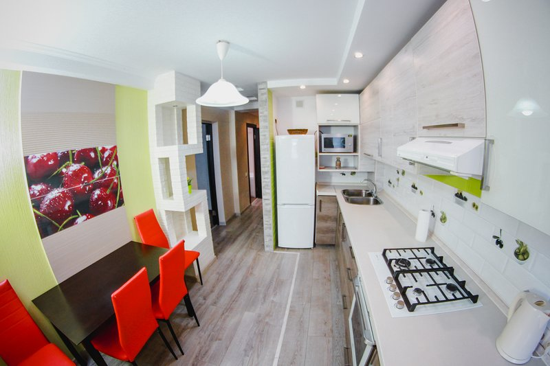 Cozy and bright 1 BR apartment in the Downtown, holiday rental in Chisinau District