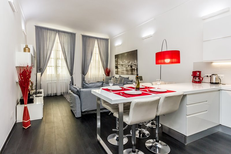 Elegant House Via Pia, vacation rental in Ellera