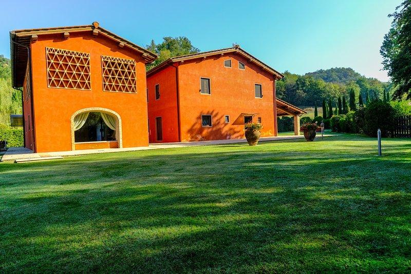 Villa Elena, alquiler vacacional en Reggello