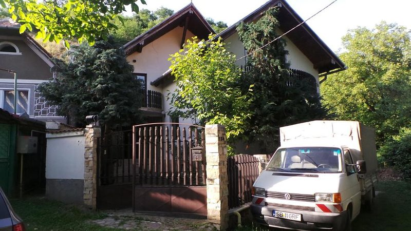 Big chalet with mountain view, holiday rental in Vale